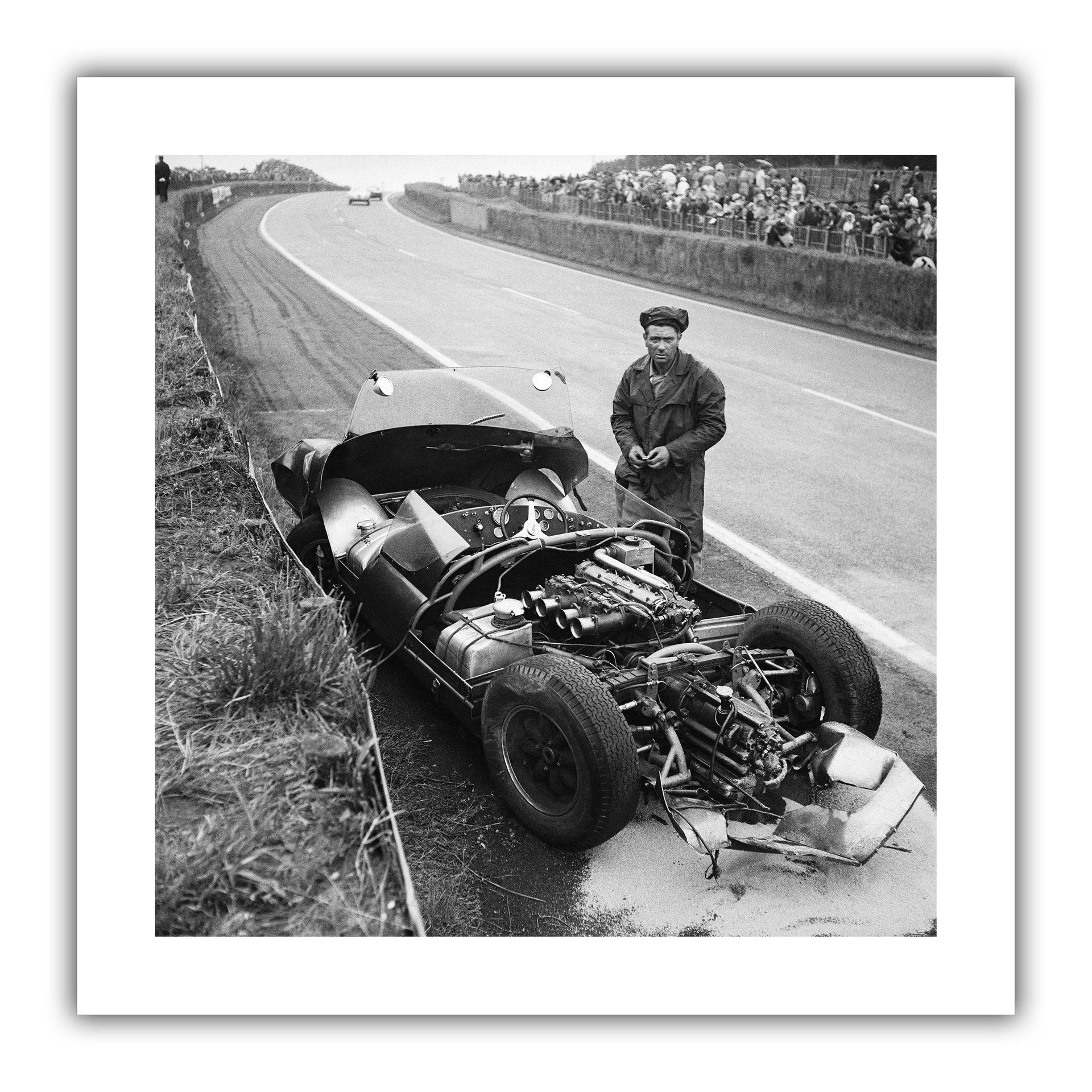 Such is Life in Racing - Le Mans 1961