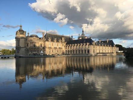 Exhibition at Chantilly Arts & Elégance - France 2016