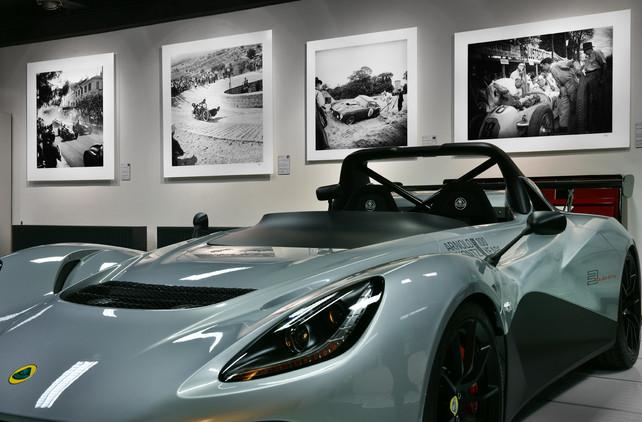 Proud partner of Lotus-Aston Martin Kontz (Luxembourg)