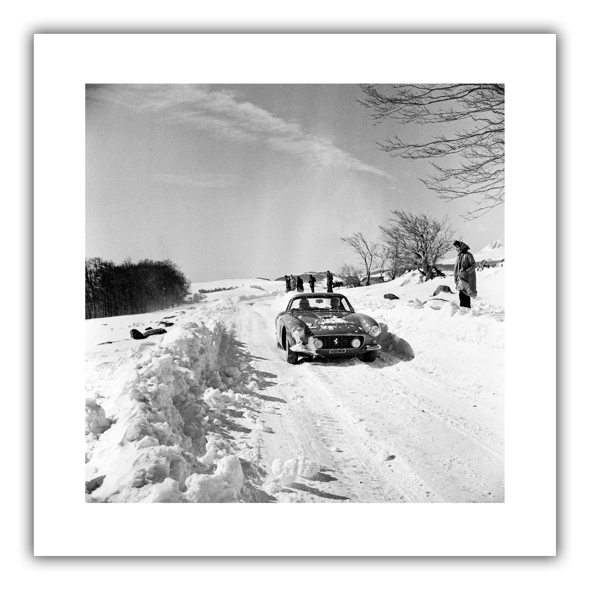 Victory in the Snow 1962