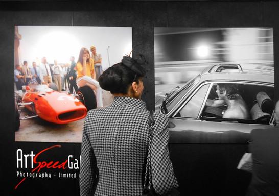 Exhibition at Auto e Moto D'Epoca (Padua – Italy 2015)