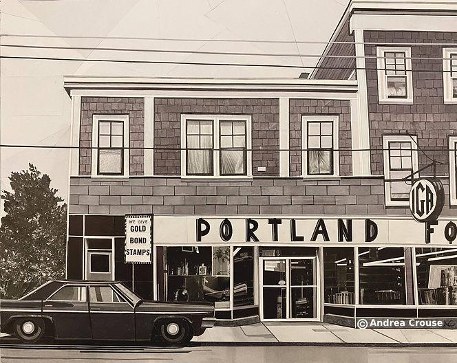 Andrea-Crouse-Portland-Street-IGA-Food-M