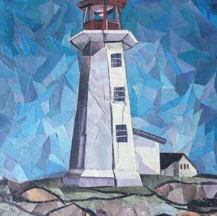 Peggy's Cove Lighthouse
