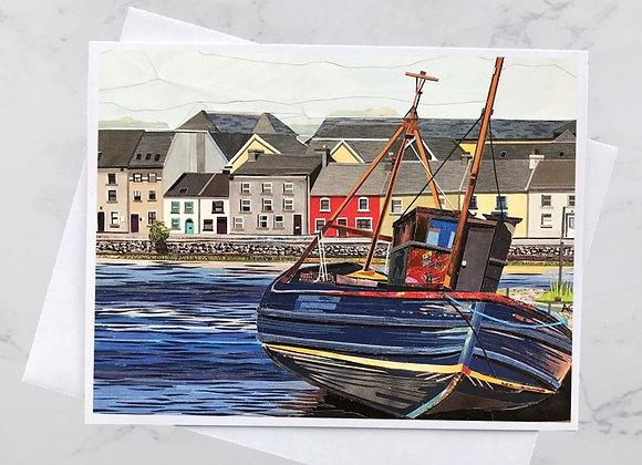 Claddagh, Galway Bay, Ireland