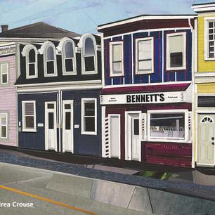 Bennett's Barbershop