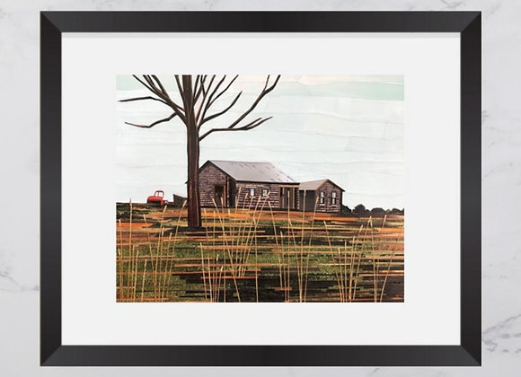 Crouse's Settlement Barns