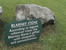 """""""A Piece of Blarney Stone"""" 10 ways to empower your communication"""