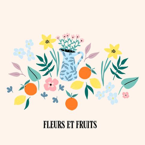 fruits et fleurs ameliebroddes©