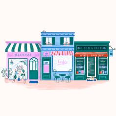 Shops ameliebroddes©