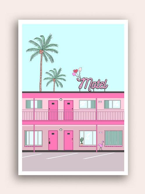 Motel Palm Springs