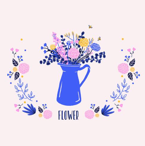 Flower ameliebroddes©