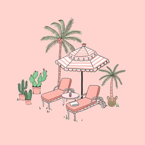 Palm springs ameliebroddes©