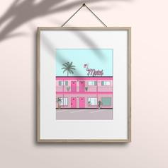 Motel ameliebroddes©