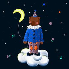 Pierrot la lune ameliebroddes©