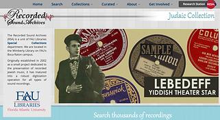 FAU Judaic Collection