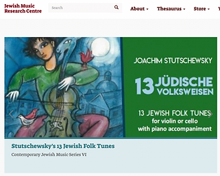 Jewish Music Research Centre