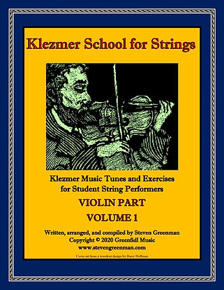 Klezmer School for Strings, Part 1