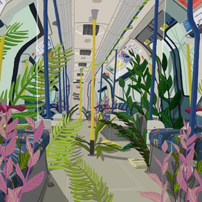 'Urban Eden' Project - Mary Flora Hart