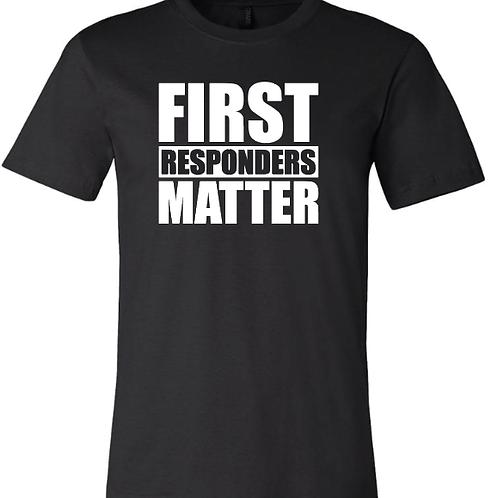 First Responders Matter