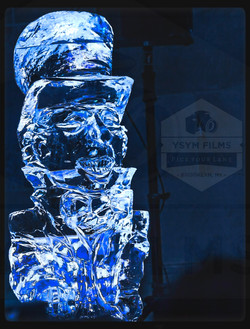 Okamoto Studio Alice In Wonderland Ice Sculpture-8