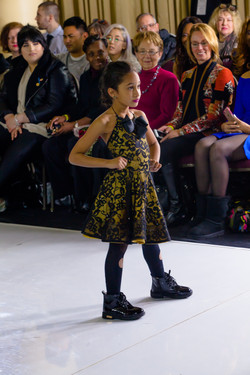 Kiddie fashion show and models NYFW-3