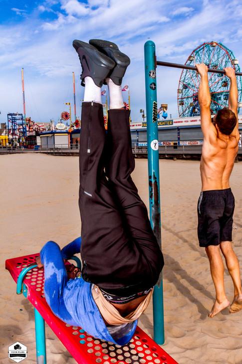 BOKING Performance Fitness Photo shoot #