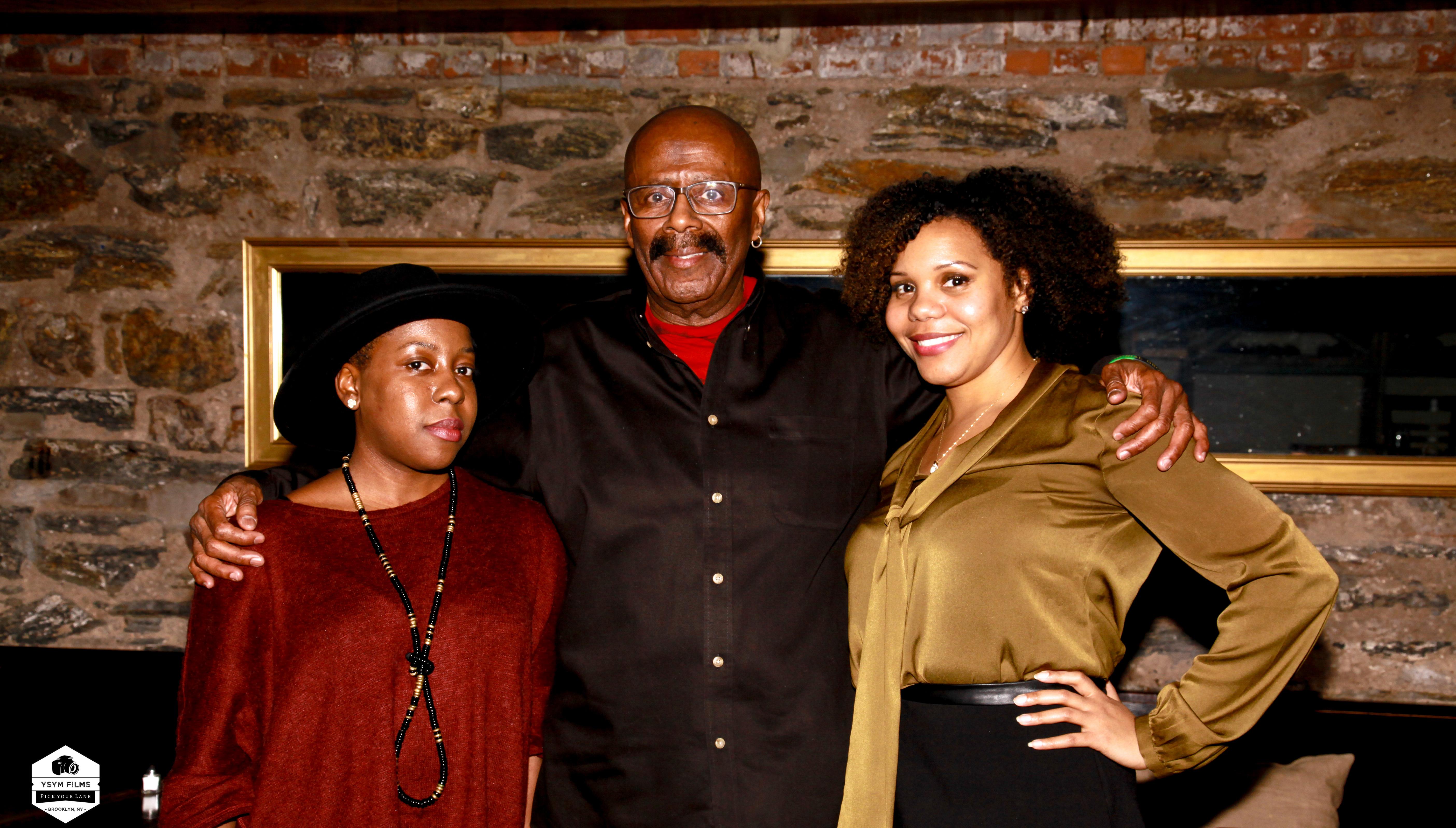 Renissa & Charisse Event at Pisticci Harlem Event-34
