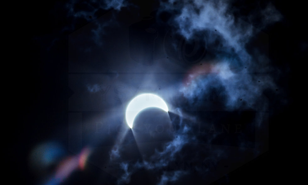 24 x 36 size. Solar Eclipse 2017....