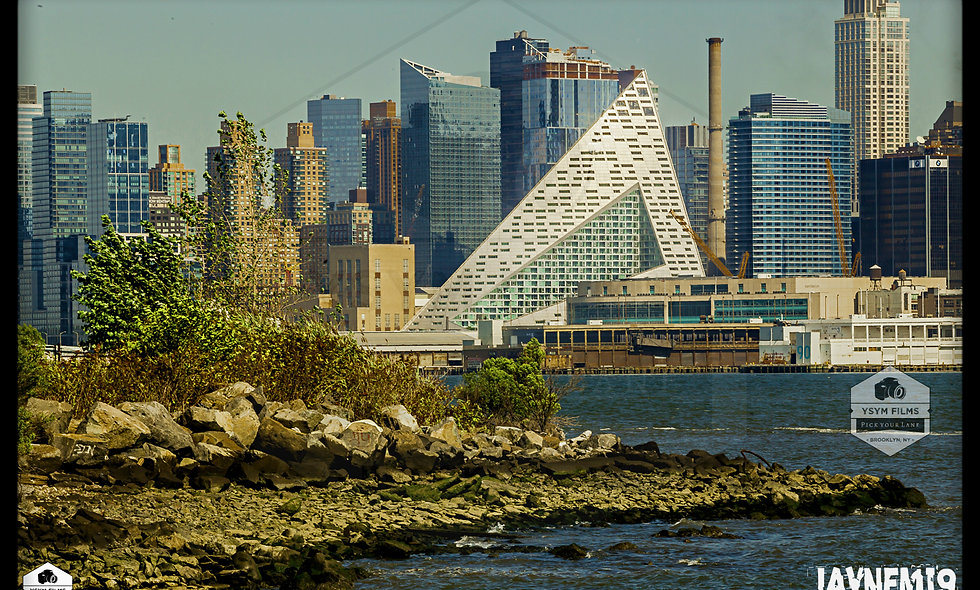 New York City, W57 Pyramid Stock photo