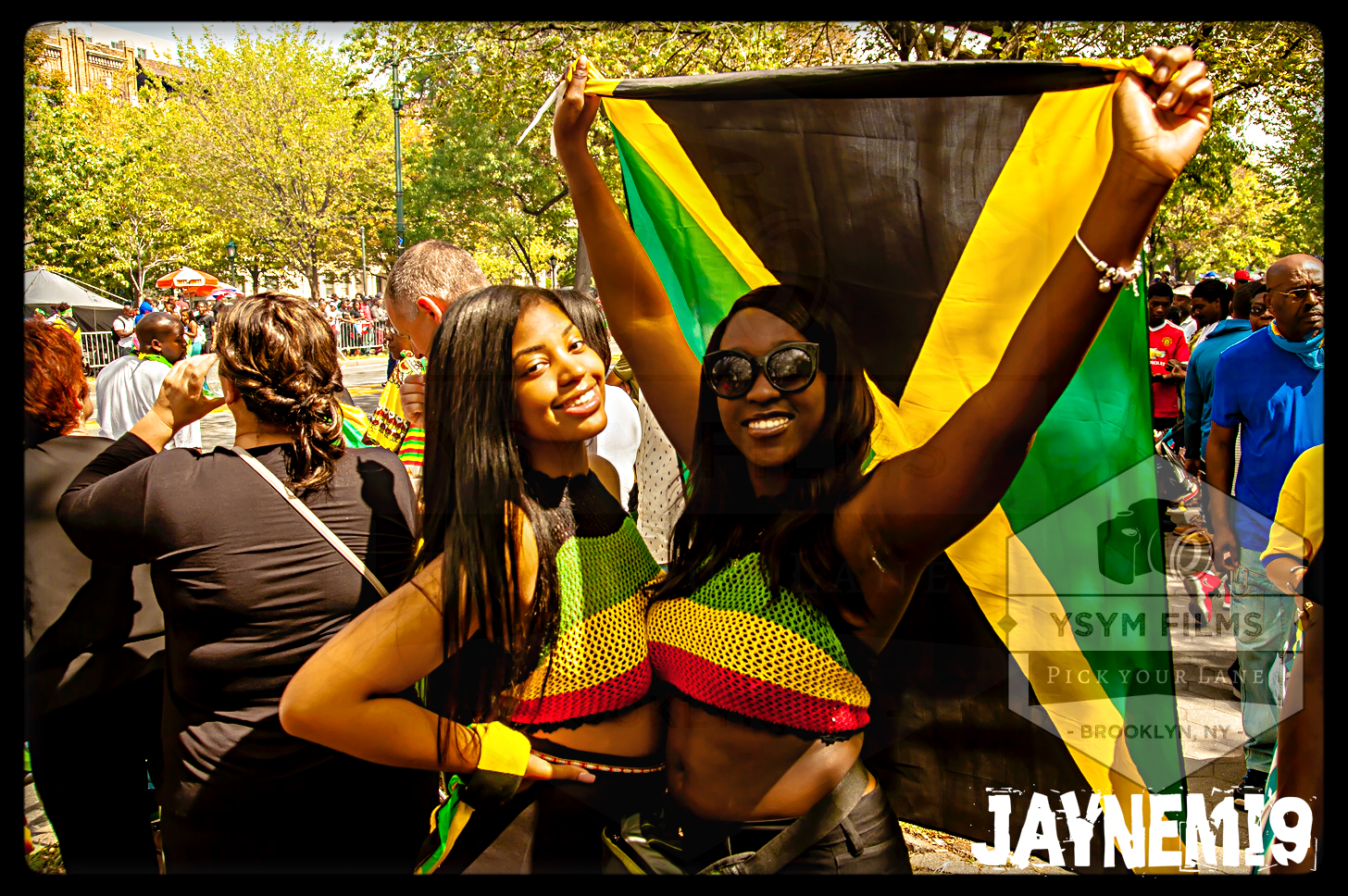 Jamaican Girls with flag Shot.jpg