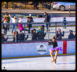 Ice Skating In Harlem Event Performance-13