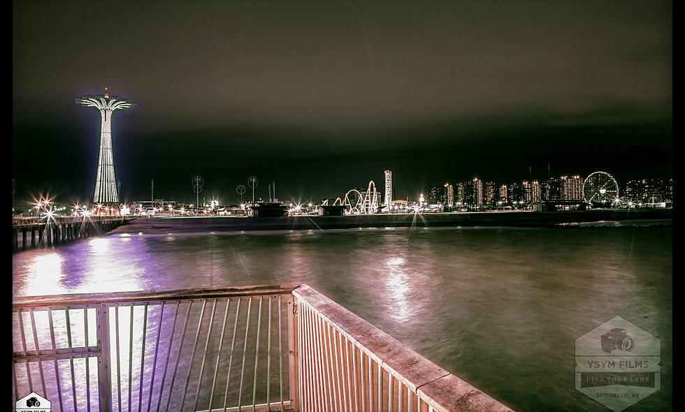Coney Island, Brooklyn. New York, County of Kings