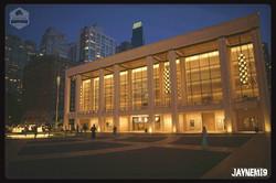 Lincoln Center David Geffen Hall