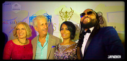 BAZODEE PREMIER THE DIRECTOR AND TWO STARS