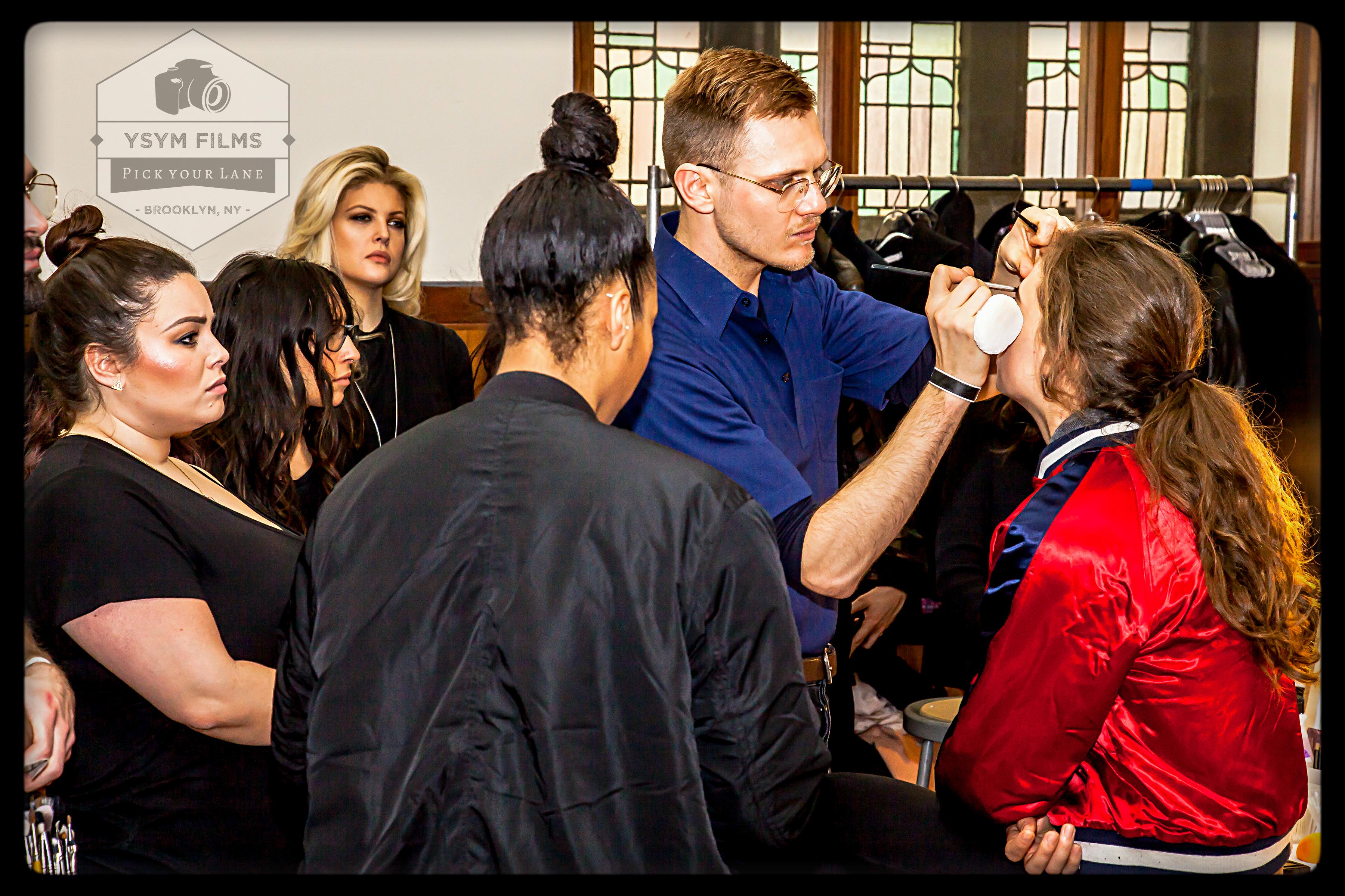 Oasis Jimma Juice Gabriela Hearst Fashion show-5