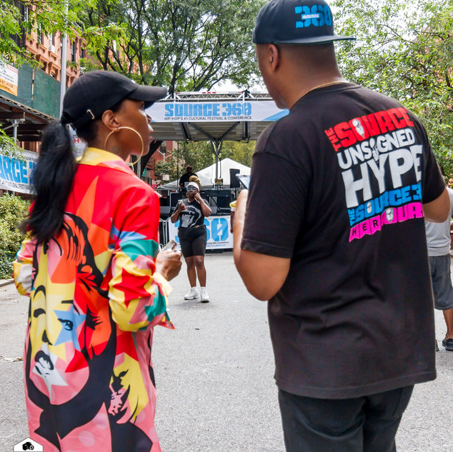 Source 360 Festival Brooklyn Day #3 Fina