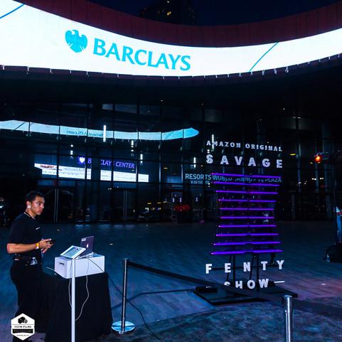 Savage X Fenty Amazon Prime event at the