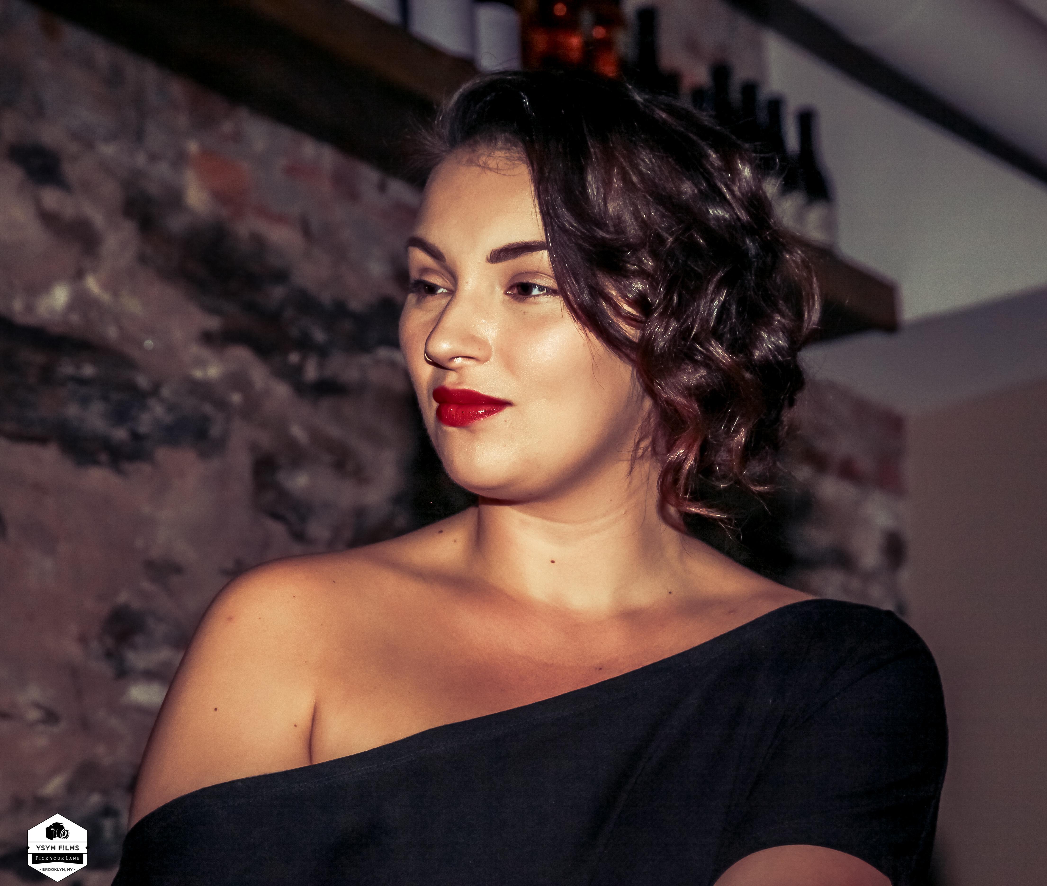 Renissa & Charisse Event at Pisticci Harlem Event-23