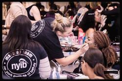 Part 4 Behind the scenes makeup Kings plaza BKNYFW-29