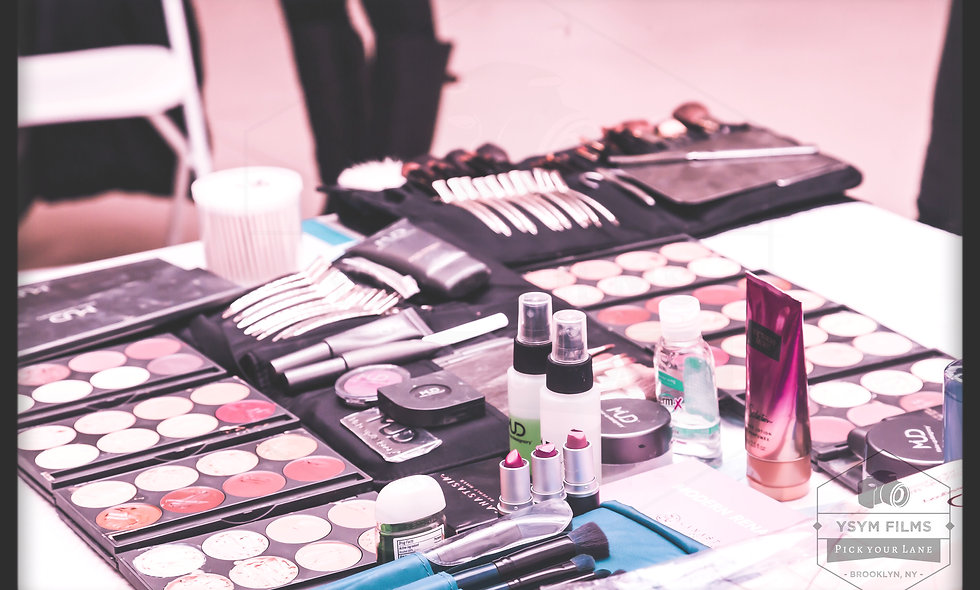 """""""A Makeup Artist Life"""" Stock photo. 20 x 30 portrait"""