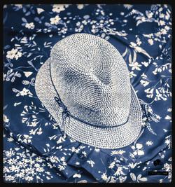 Elegant Flower small Art Piece gatsby hat YSYM FILMS