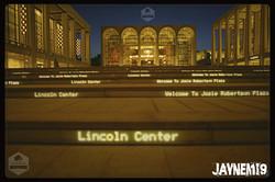 Lincoln Center  Night Shot
