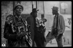 Anthony Leyro Legend black & white
