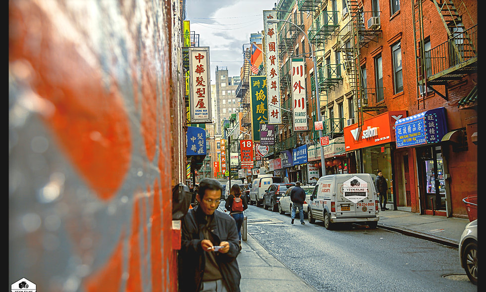 China Town.... New York City Post card 20 pack