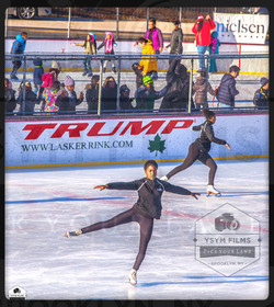 Ice Skating In Harlem Event Performance-15