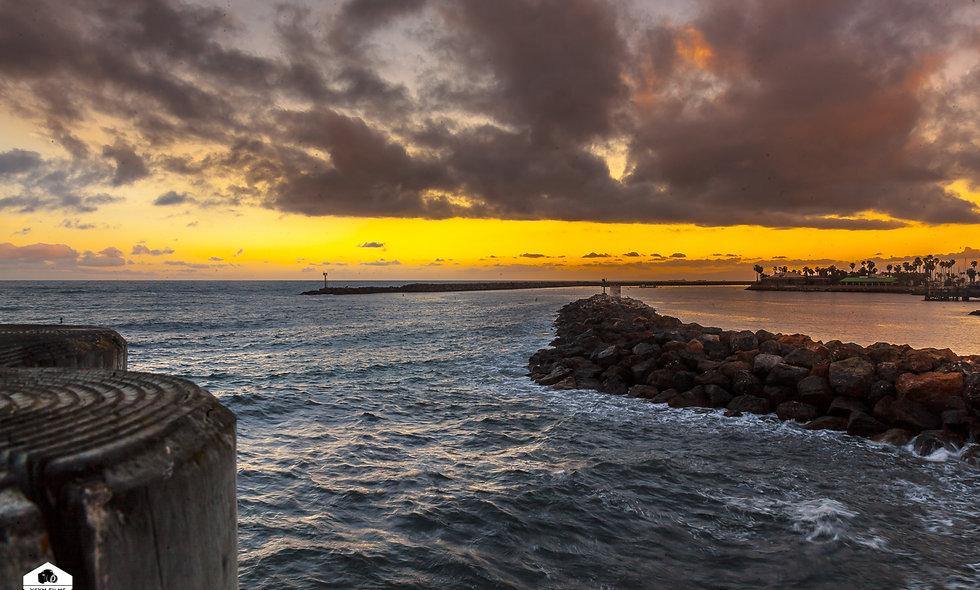 LA Redondo Pier Depth of Field Collection 6