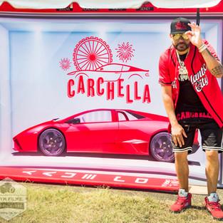 DJ ENVY  CARCHELLA  Car Show