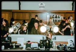 NYC Gabriela Hearst Fashion MAKEUP ROOM PHOTOS-12