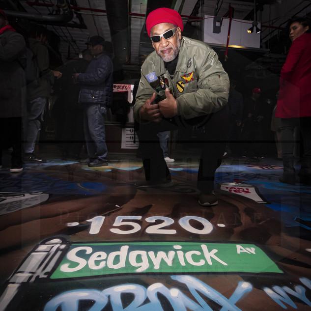 Universal Hip Hop Museum YSYM FILMS DJ K