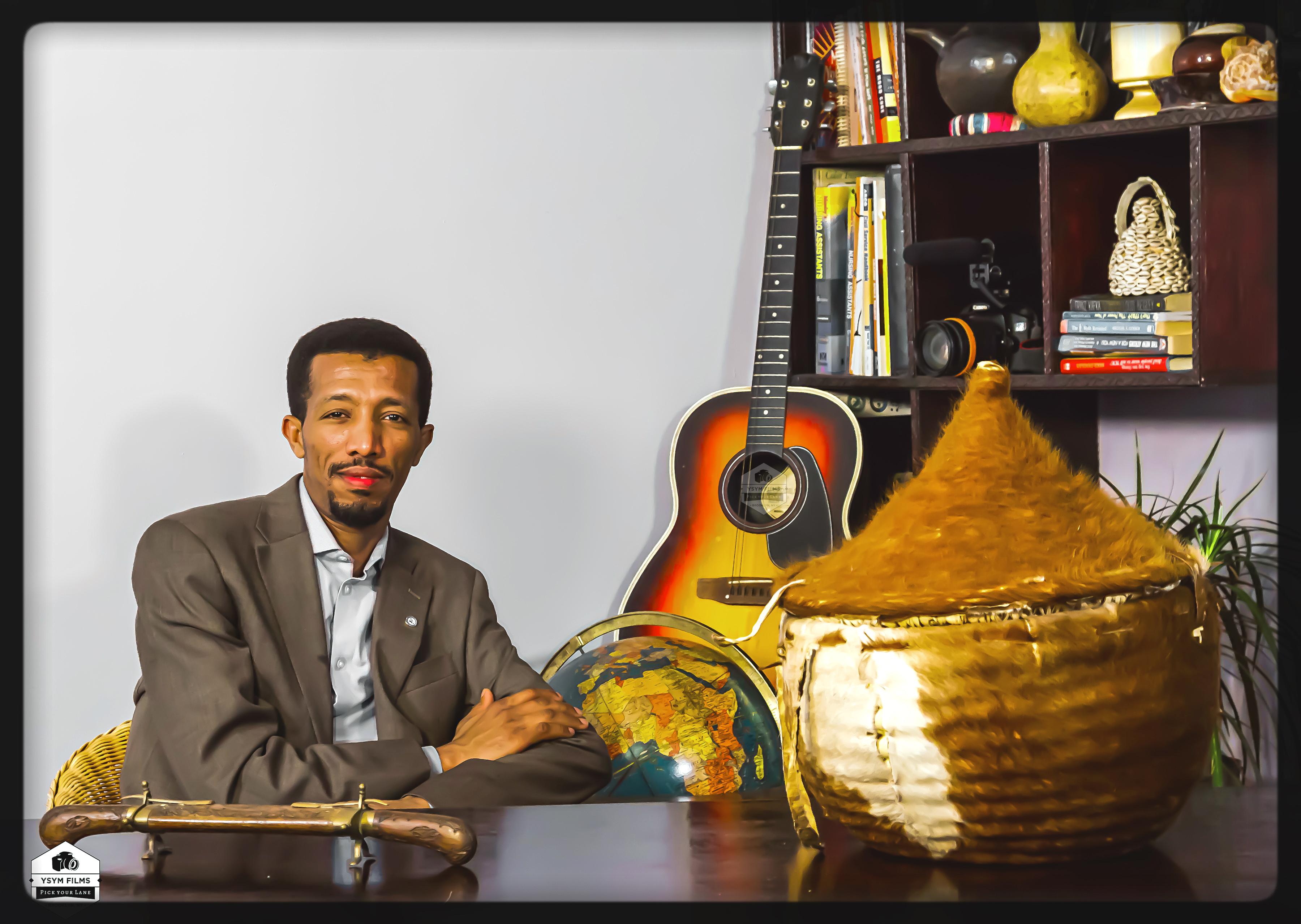 Abdi Oasis Jimma Juice Interview Photo main